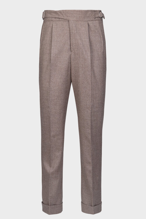 Spodnie Cavaliere 20AW20509_SLIM_54 beżowy