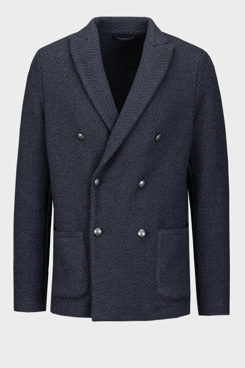 Sweter Gran Sasso 23184_14240_098 szary