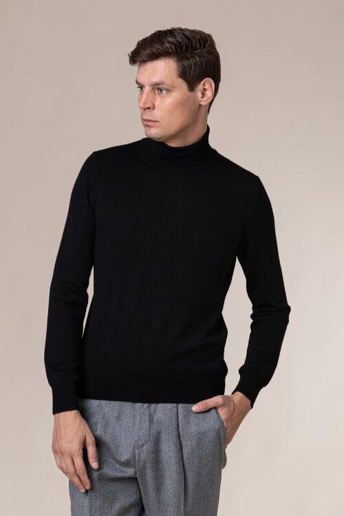 Sweter Gran Sasso 55157_14290_099 czarny
