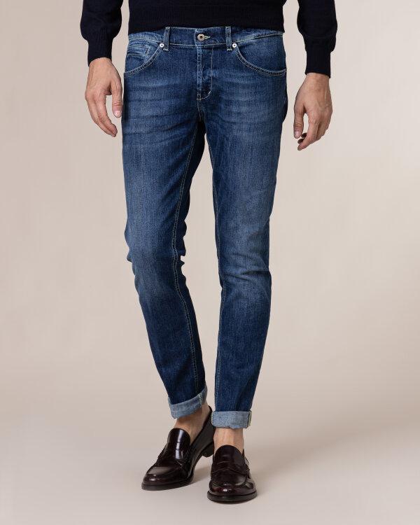 Spodnie Dondup UP232_DS0257U_800 niebieski