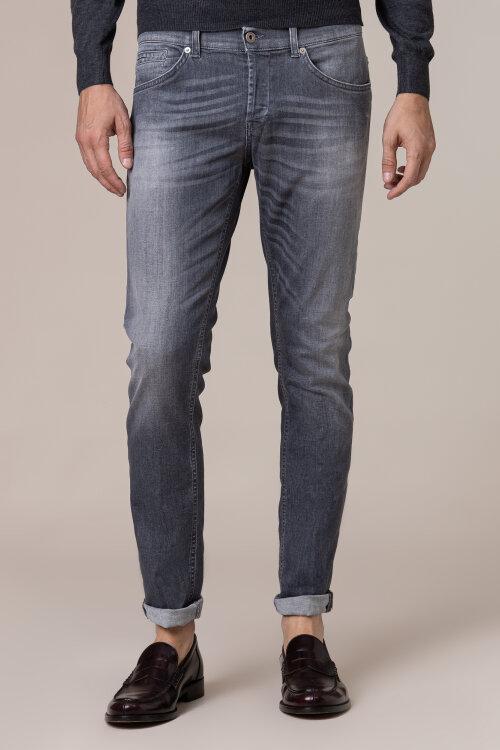 Spodnie Dondup UP232_DSE288U_900 szary