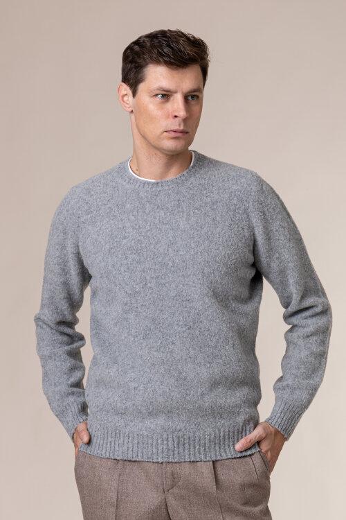 Sweter Gran Sasso 23195_18801_061 szary