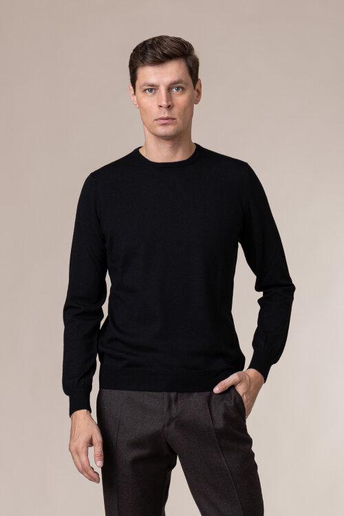 Sweter Gran Sasso 55167_14290_099 czarny