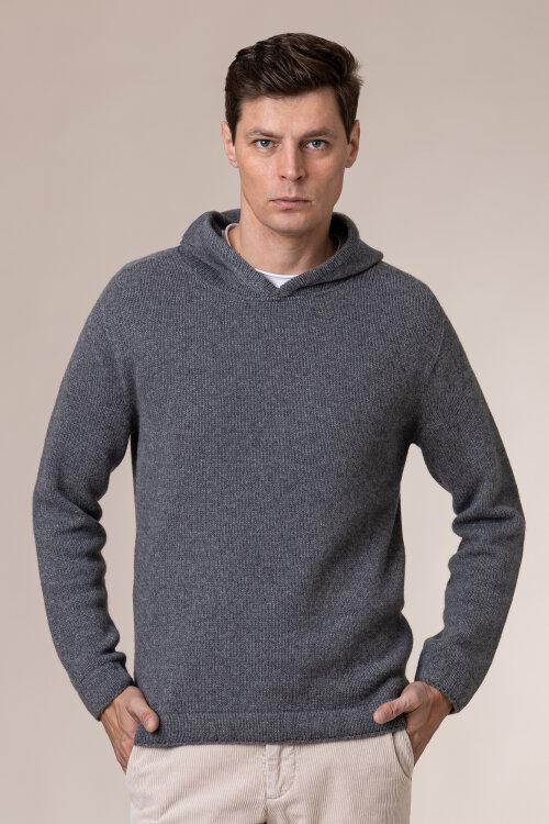 Sweter Gran Sasso 14176_22623_080 szary