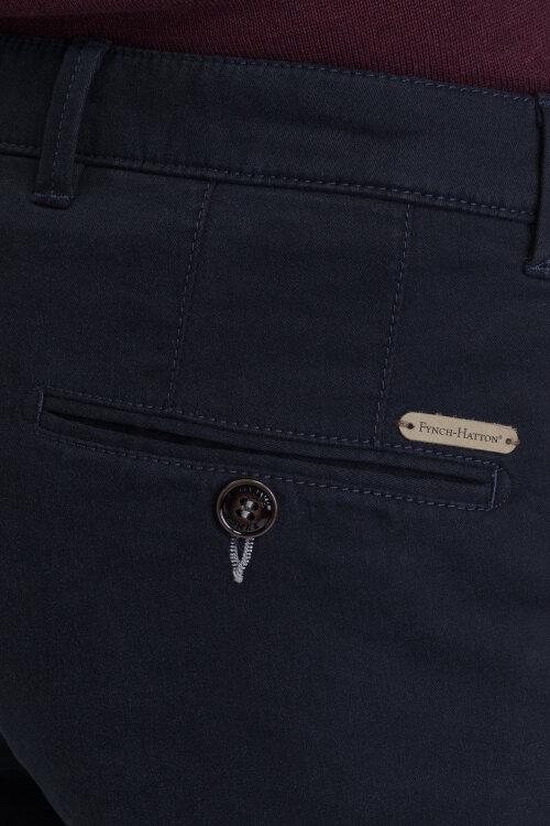 Spodnie Fynch-Hatton 12192806_683 granatowy