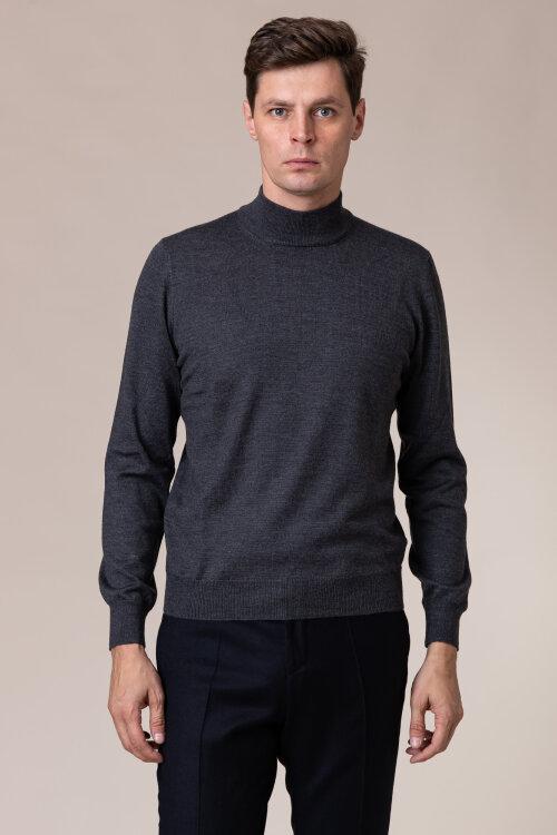 Sweter Gran Sasso 55155_14290_098 ciemnoszary