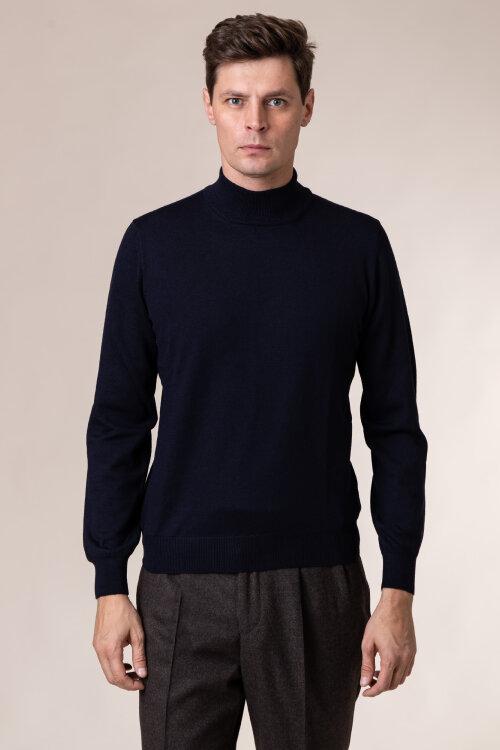 Sweter Gran Sasso 55155_14290_598 granatowy