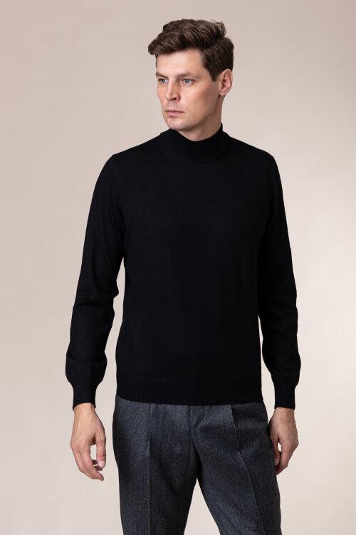 Sweter Gran Sasso 55155_14290_099 czarny