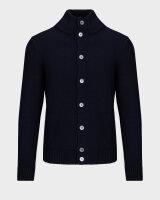 Sweter Gran Sasso 13108_14272_598 granatowy
