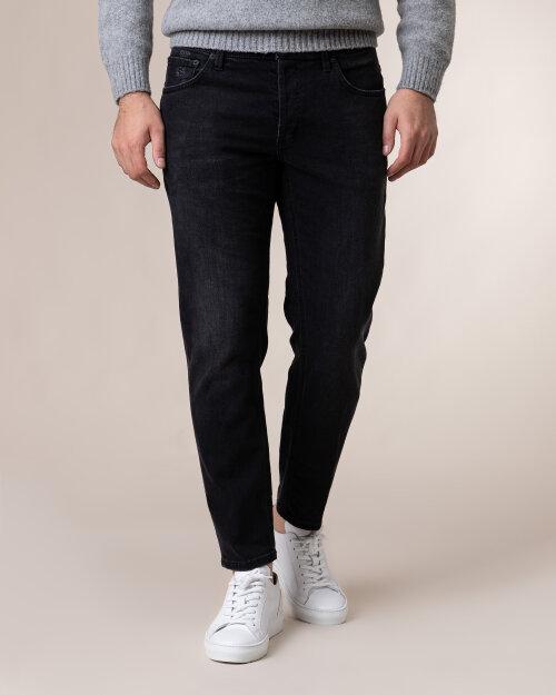 Spodnie Dondup UP434_DS0255U_999 czarny