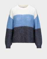 Sweter Lollys Laundry 20368_7003_BLUE wielobarwny