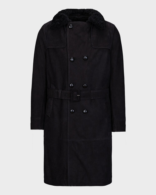Płaszcz Oscar Jacobson REGAL 7152_5552_320 czarny