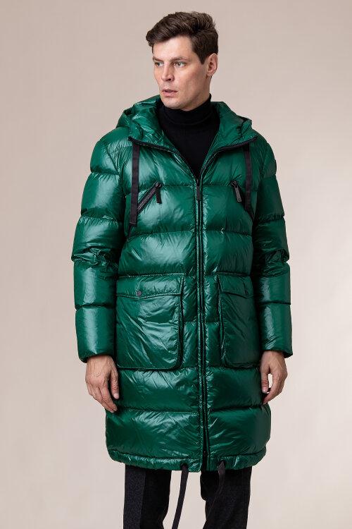 Kurtka Trussardi Jeans 52S00463_1T004447_G285 zielony