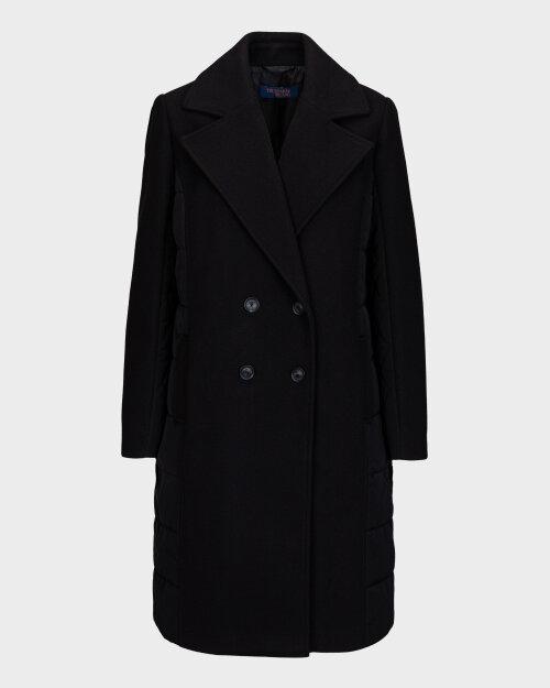 Płaszcz Trussardi  56S00557_1T004436_K299 czarny