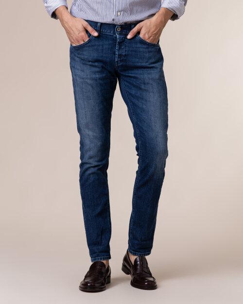 Spodnie Dondup UP232 _DSE265U_800 niebieski