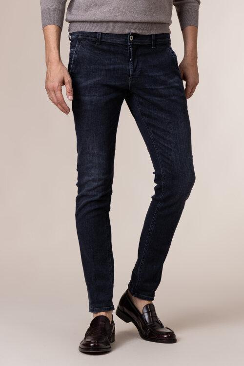 Spodnie Dondup UP439_DSE287U_999 szary