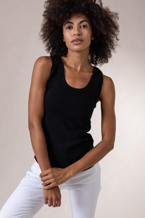 T-Shirt Fraternity NOS_W-TOP-0022 NOS_BLACK czarny