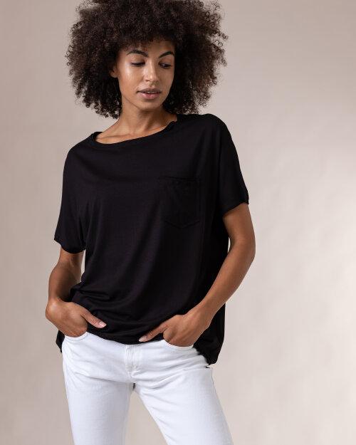 T-Shirt Fraternity NOS_W-TSH-0046 NOS_BLACK/V czarny