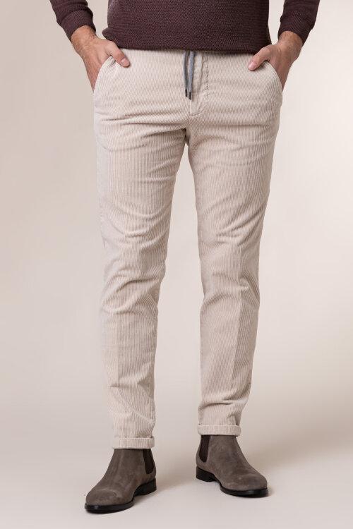 Spodnie Baldessarini 6650_19060_1015 kremowy