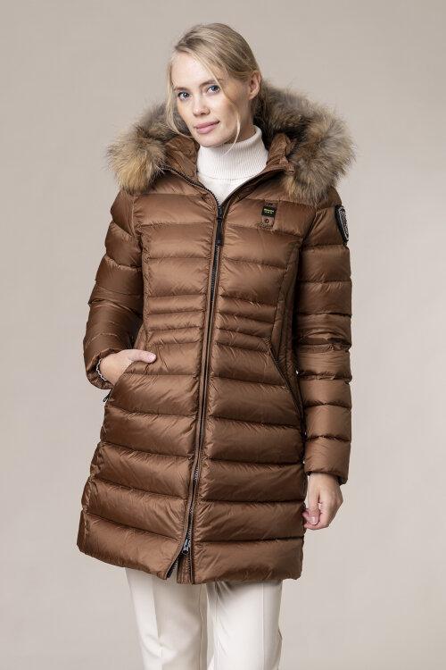 Płaszcz Blauer BLDK03083_351 brązowy