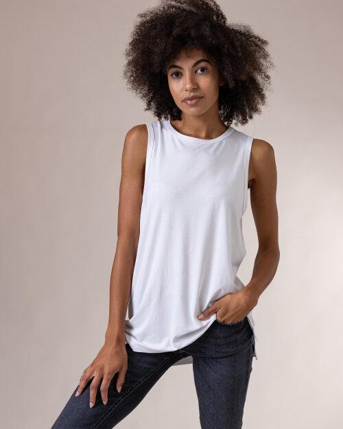 T-Shirt Fraternity Nos_W-Tsh-0085 Nos_White/v Biały Fraternity NOS_W-TSH-0085 NOS_WHITE/V biały