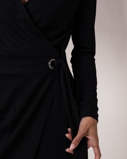 Sukienka Fraternity NOS_W-DRE-0309 NOS_BLACK czarny
