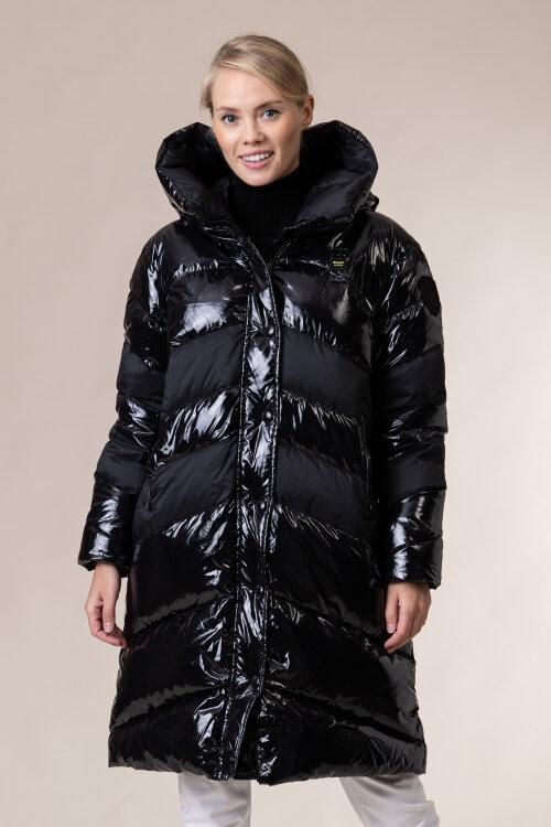 Płaszcz Blauer BLDK03121_999 czarny