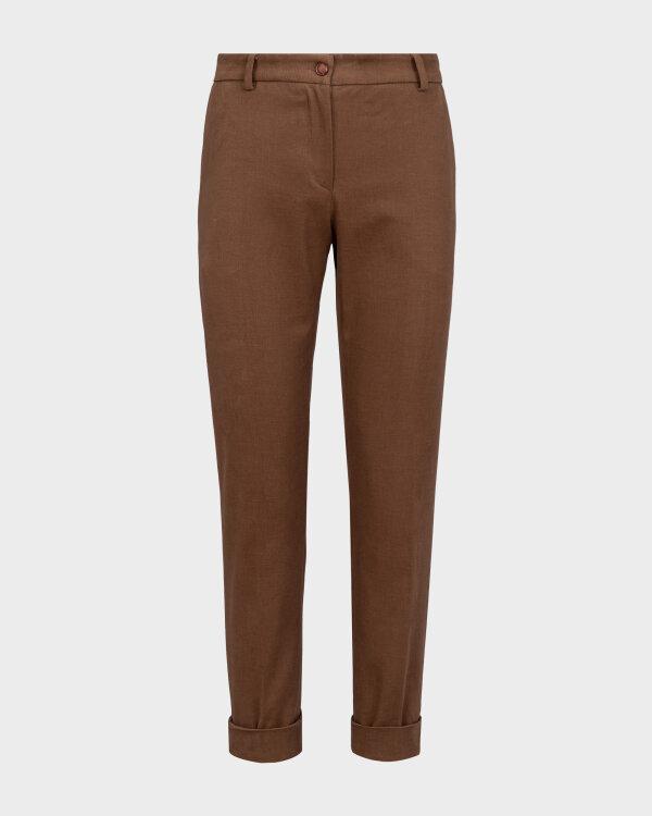 Spodnie Cavaliere 20HV20118_CANVAS_50 brązowy