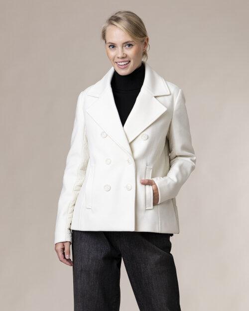 Płaszcz Trussardi  56S00556_1T004436_W004 biały