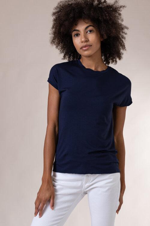 T-Shirt Fraternity NOS_W-TSH-0069 NOS_NAVY/W ciemnoszary