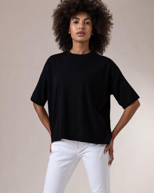 T-Shirt Fraternity NOS_W-TSH-0083 NOS_BLACK/F czarny