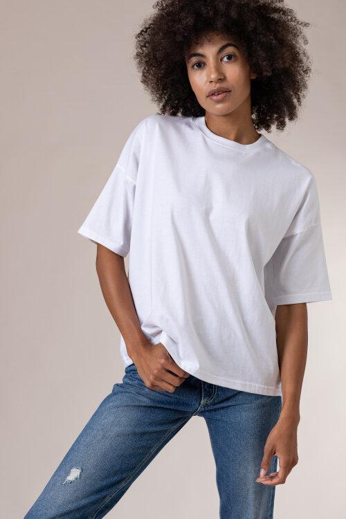 T-Shirt Fraternity NOS_W-TSH-0083 NOS_WHITE/F biały