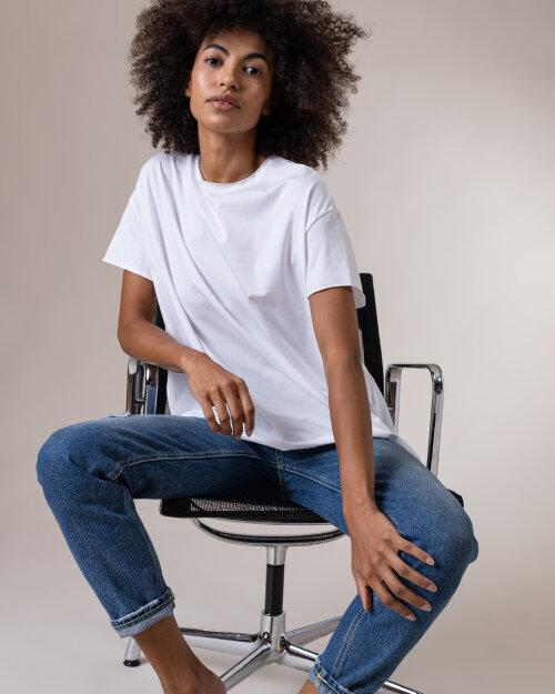 T-Shirt Fraternity NOS_W-TSH-0120 NOS_WHITE/B biały