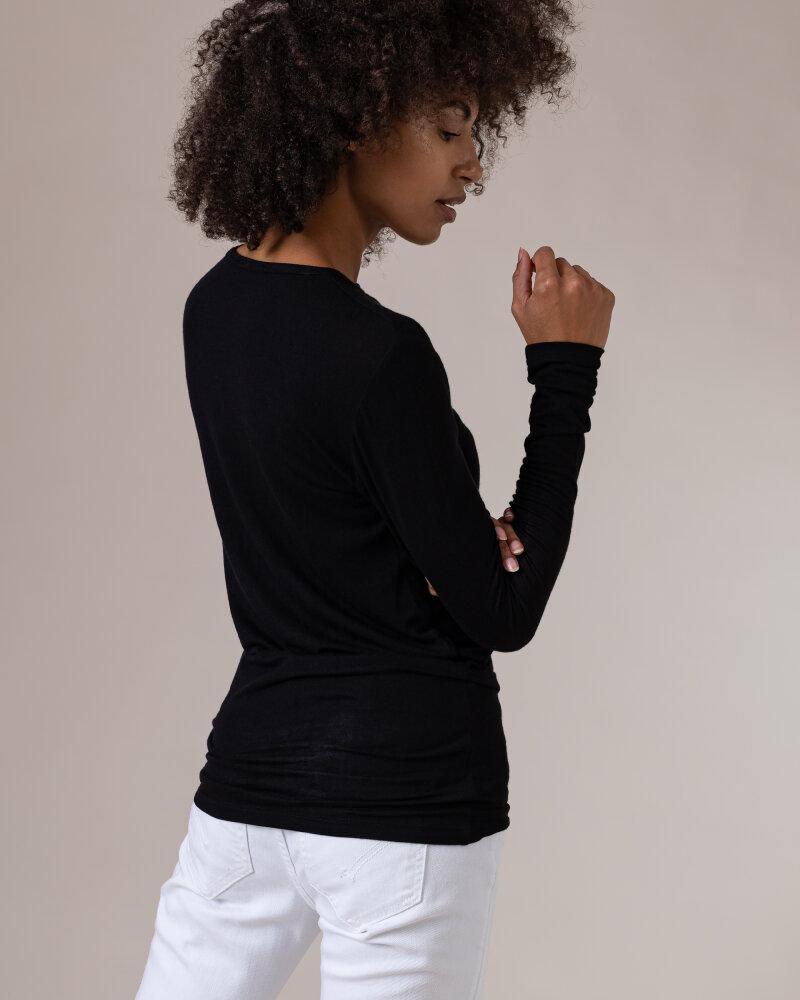 T-Shirt Fraternity NOS_W-TSH-0098 NOS_BLACK/W czarny - fot:4