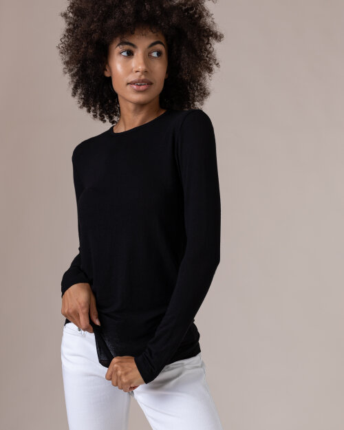 T-Shirt Fraternity NOS_W-TSH-0098 NOS_BLACK/W czarny
