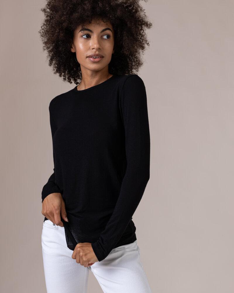 T-Shirt Fraternity NOS_W-TSH-0098 NOS_BLACK/W czarny - fot:2