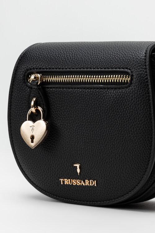 Torba Trussardi Jeans 75B01082_9Y099999_K299 czarny