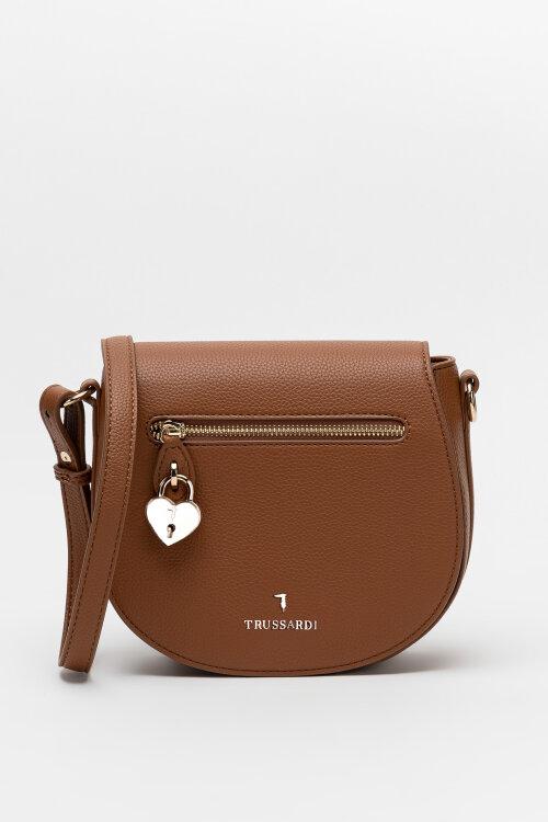 Torba Trussardi Jeans 75B01081_9Y099999_B660 brązowy
