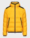 Kurtka At.p.co A213AIDEN547 _N018Y_150 żółty