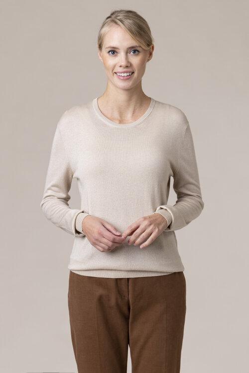 Sweter Skills&genes W204M01_W202_020 beżowy