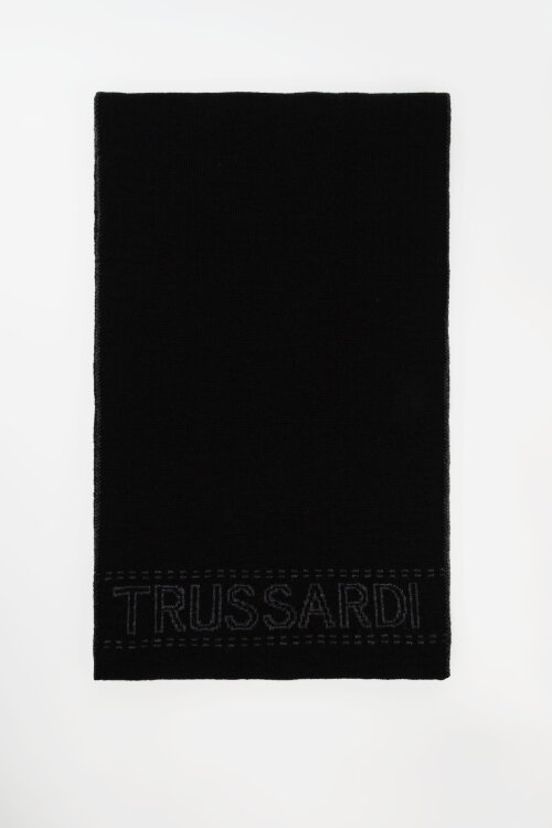 Akcesoria Trussardi Jeans 57Y00003_9Y099999_K308 czarny