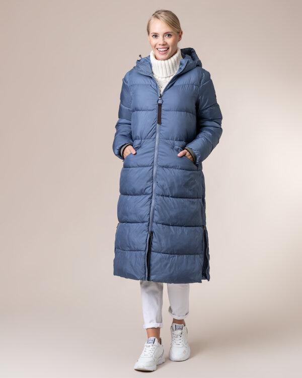 Płaszcz Camel Active 4E36310660_40 niebieski