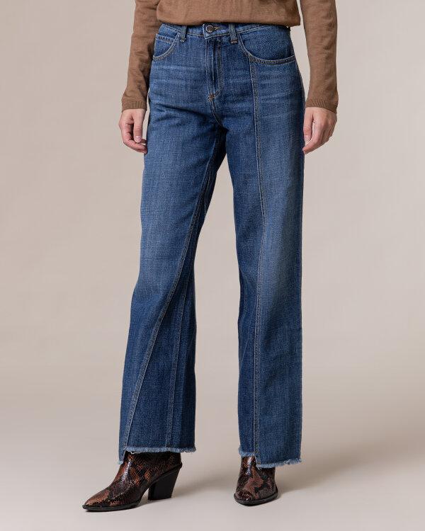 Spodnie Beatrice B 20FA1410FRESIA_550 niebieski