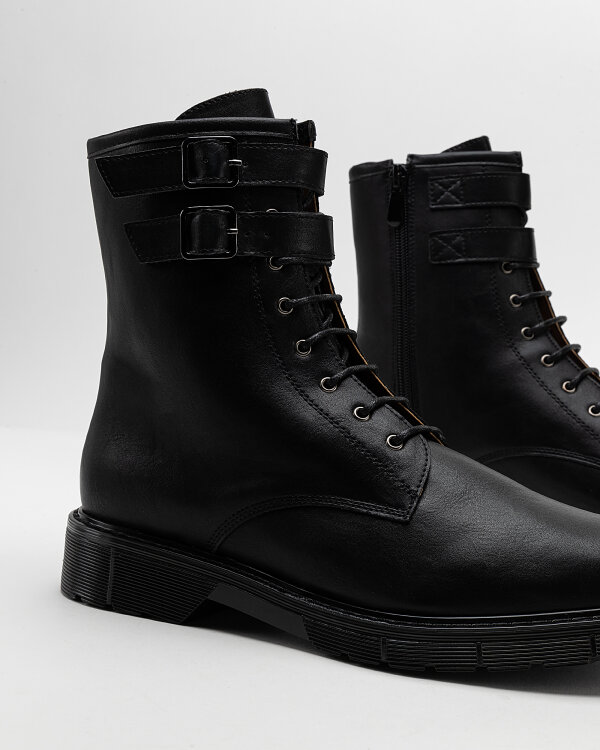 Buty Trussardi Jeans 79A00617_9Y099997_K299 czarny