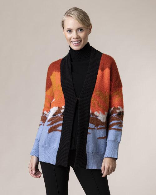Sweter Beatrice B 20FA8988LAND_450 pomarańczowy