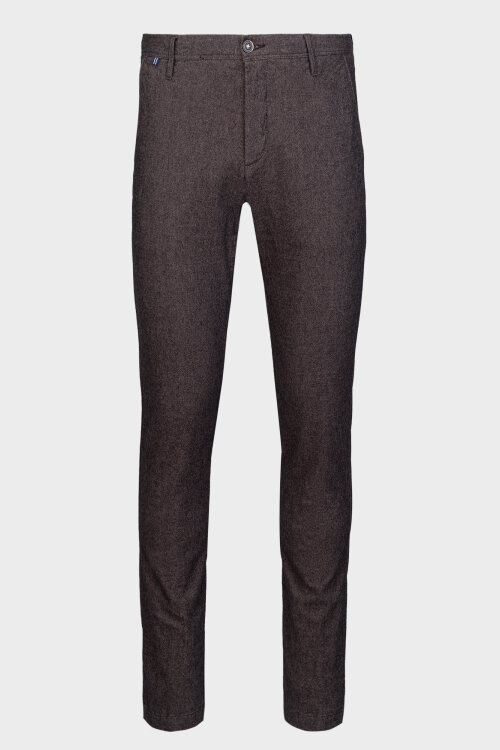Spodnie At.p.co A211DAN78_TF087/TI_290 brązowy