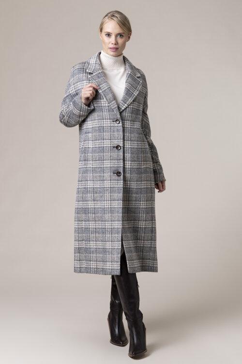 Płaszcz Bugatti 64007_662500_050 szary