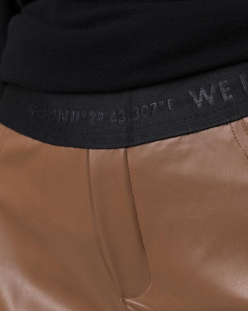 Spodnie One More Story 101446_1906 brązowy - fot:3