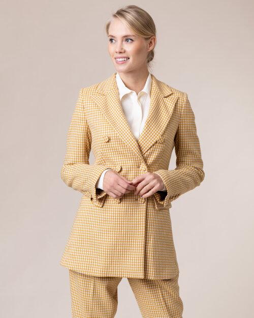 Kurtka Beatrice B 20FA3756P202_250 żółty