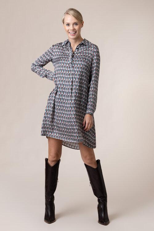 Sukienka Skills&genes W204A10_W188_829 wielobarwny